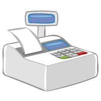 Cash Register & Expense Notes